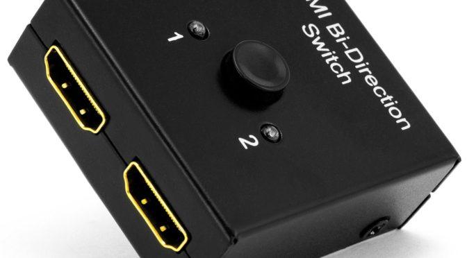 Produkt des Monats 3: CSL – HDMI Switch