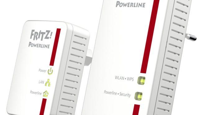 Produkt des Monats 2: AVM FRITZ!Powerline 540E / 510E WLAN Set