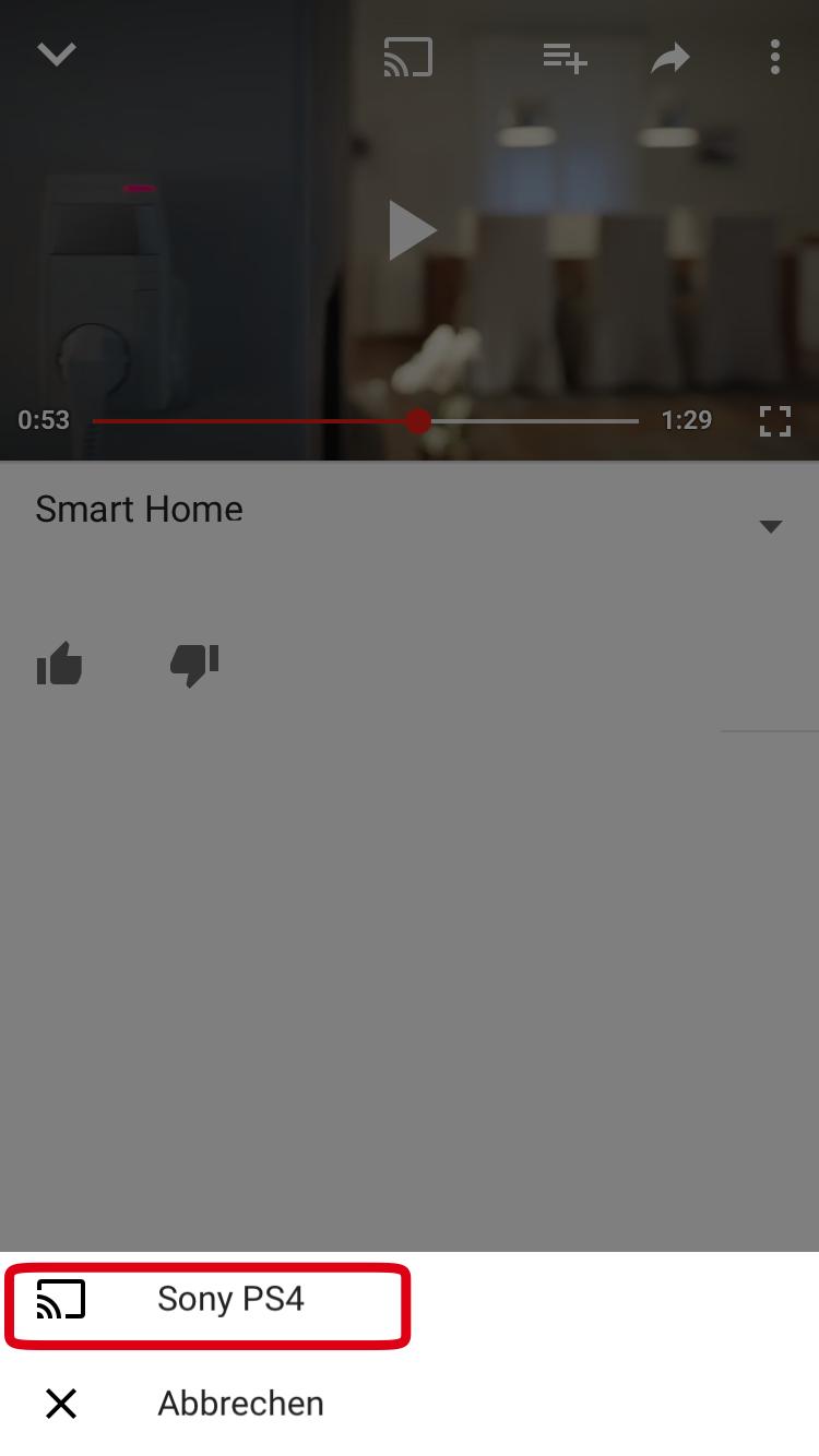 Smart TV auswählen