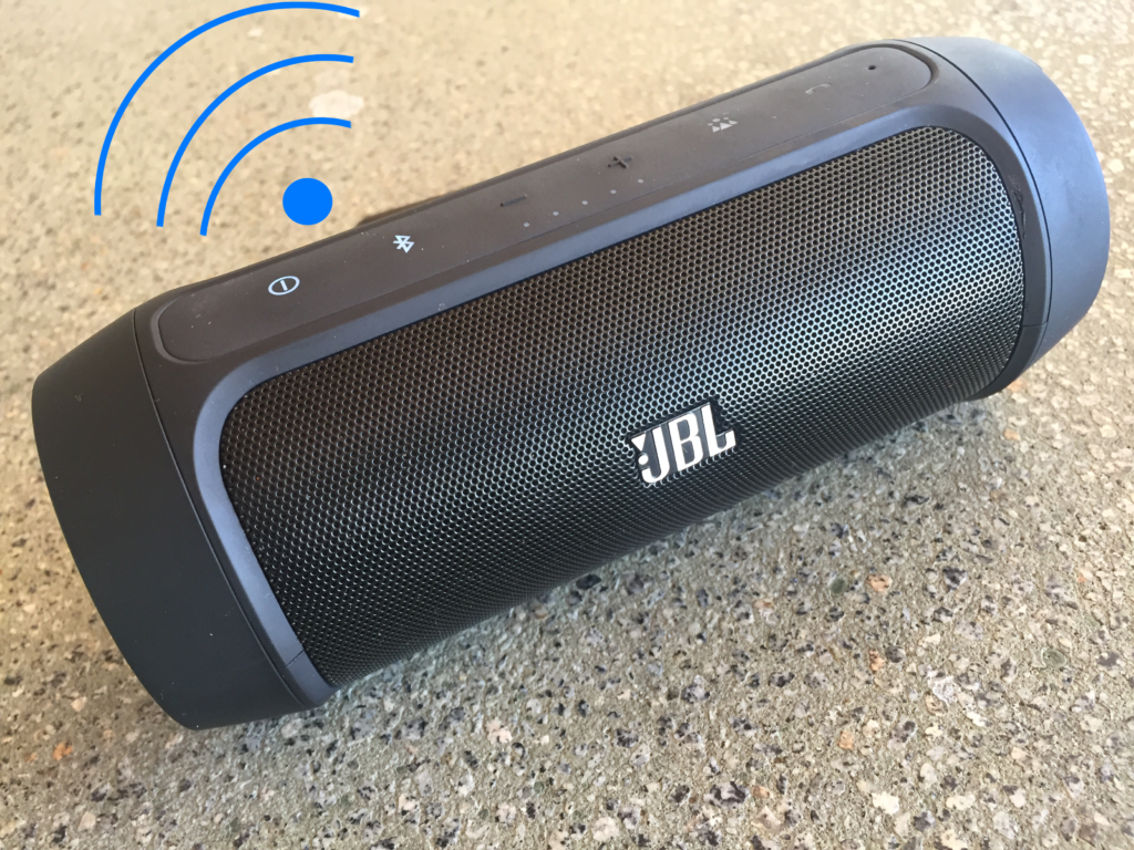 JBL Charge 2 Bluetooth Lautsprecher