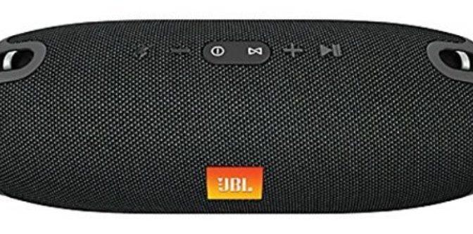 Produkt des Monats 5: JBL Xtreme