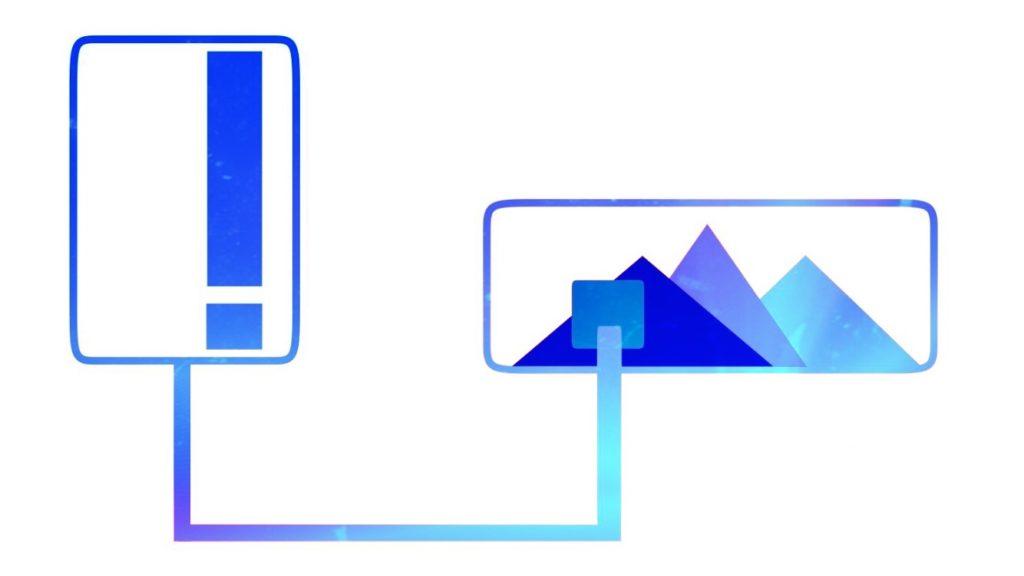 Powerline Stecker Verbindung mit Router
